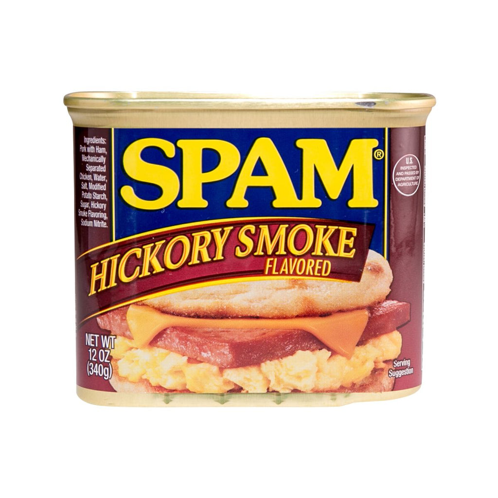 Hormel Luncheon Meat - Hickory Smoke Flavored(340g)