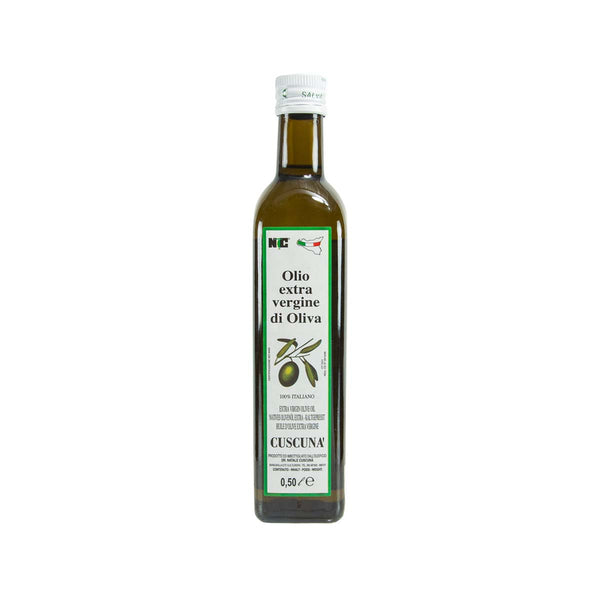 CUSCUNA Extra Virgin Olive Oil  (500mL)