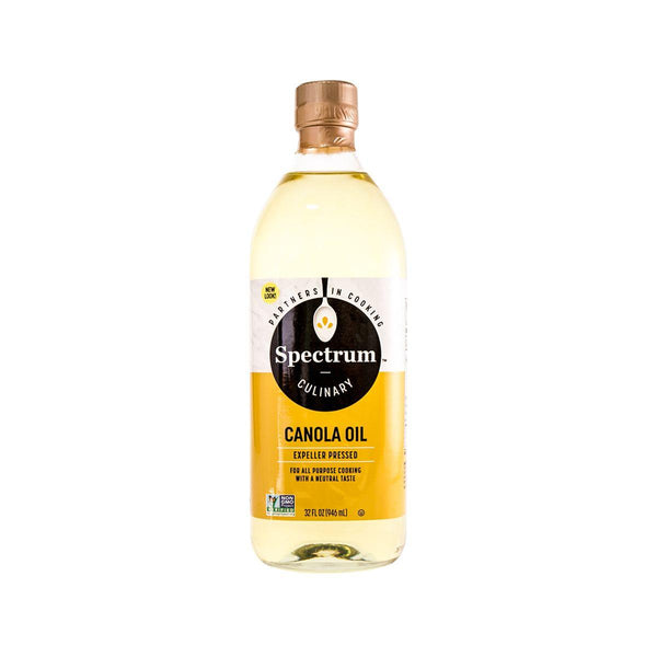 SPECTRUM Expeller Pressed Canola Oil  (946mL)