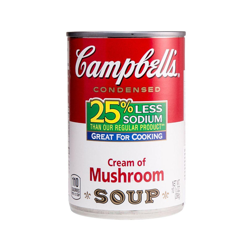 Campbells Healthy Request Cream of Mushroom(298g)
