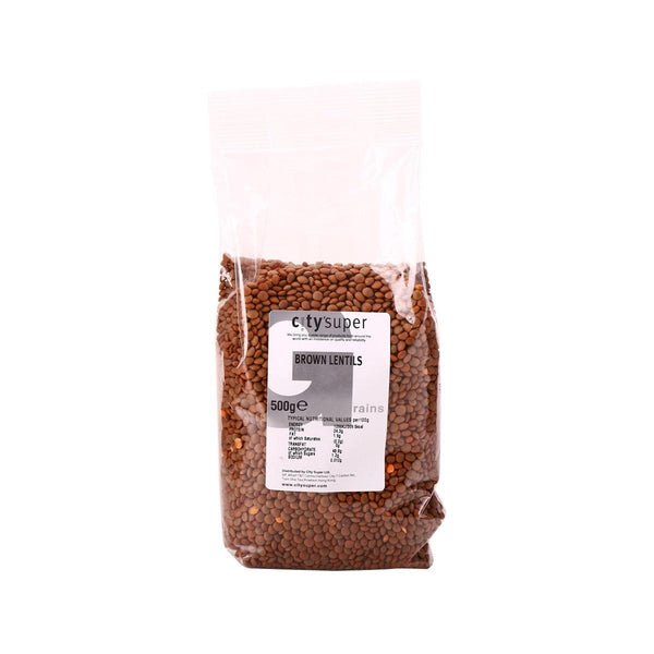 city'super Brown Lentils(500g)