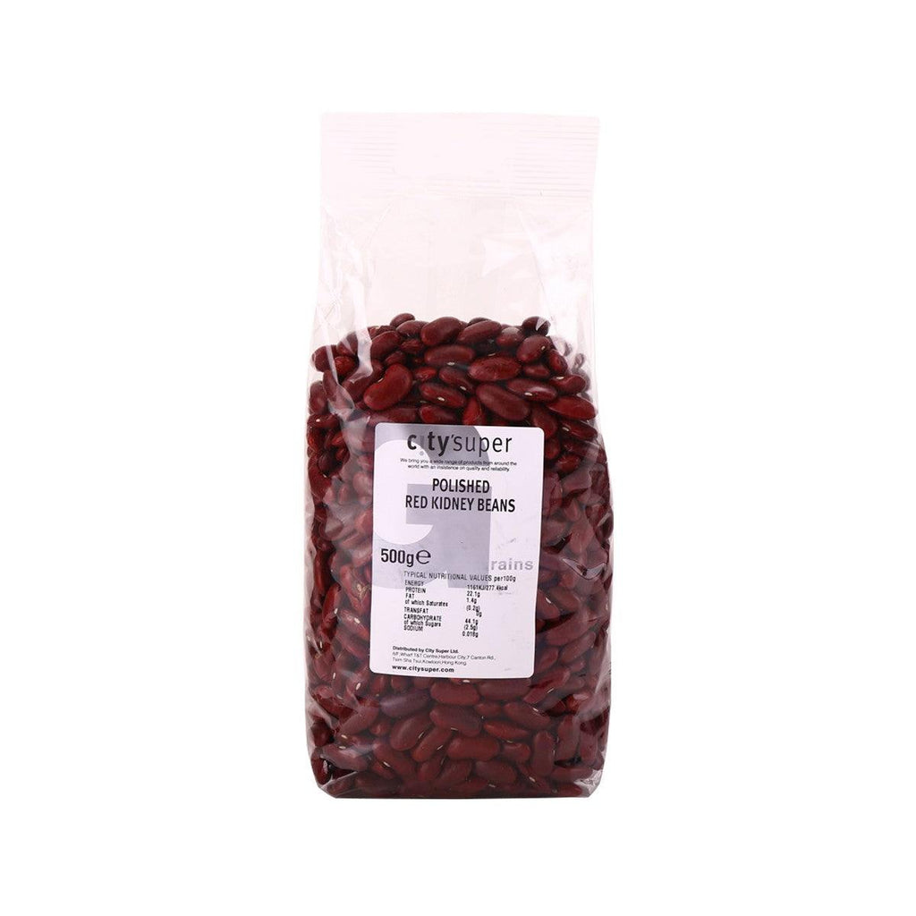 CITYSUPER Polished Red Kidney Beans  (500g)
