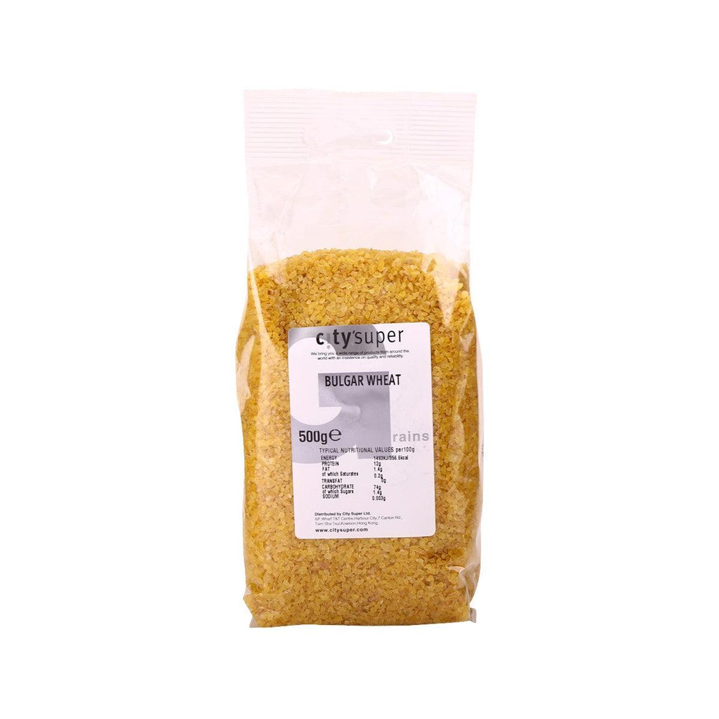 CITYSUPER Bulgar Wheat  (500g)