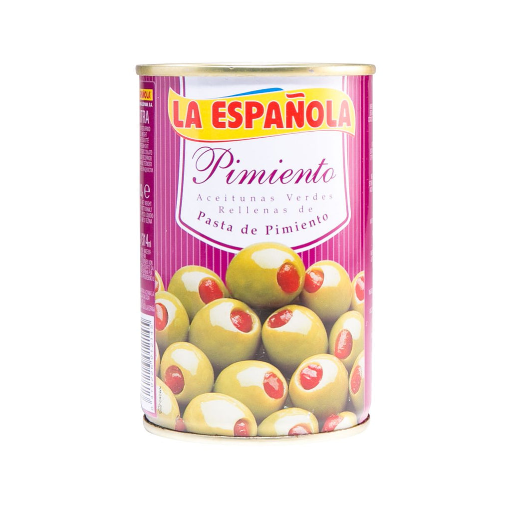 Laespanola Spanish Olives Stuffed With Pepper Paste(300g)