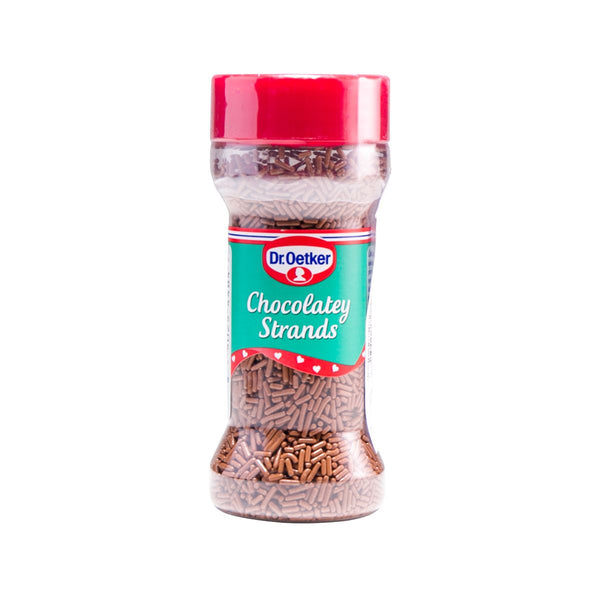 DR. OETKER Chocolate Flavour Strands  (55g)