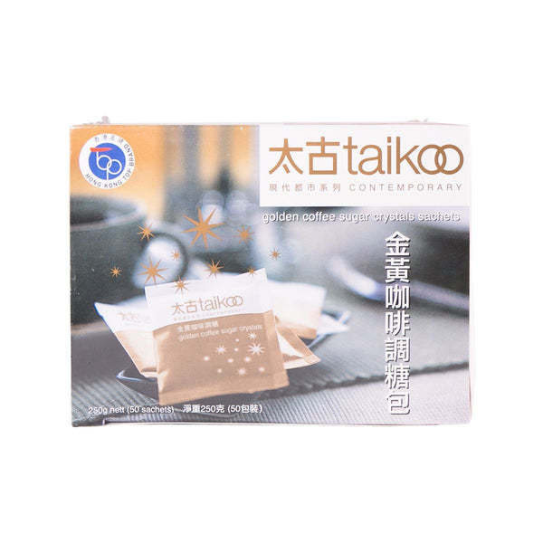 TAIKOO Golden Coffee Sugar Crystals  (380g)