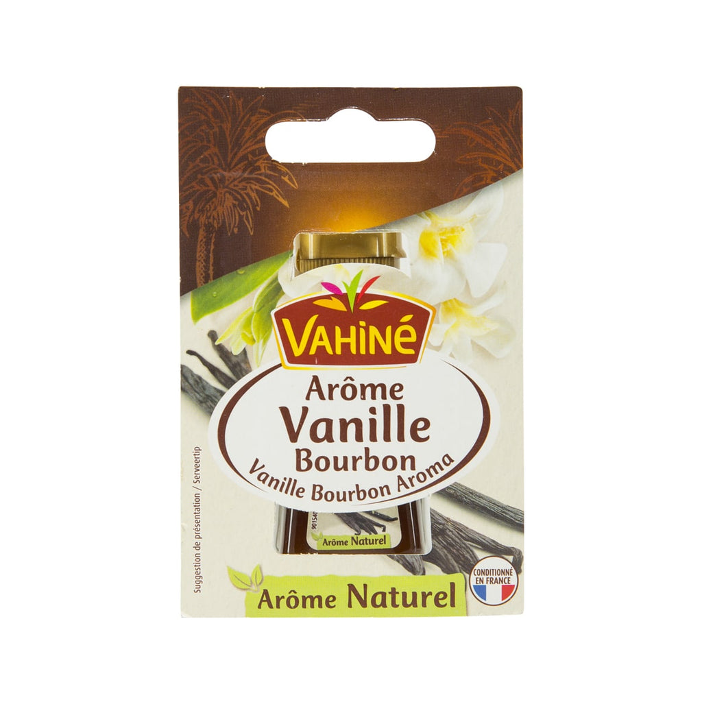 VAHINE Natural Vanilla Flavour  (20mL)