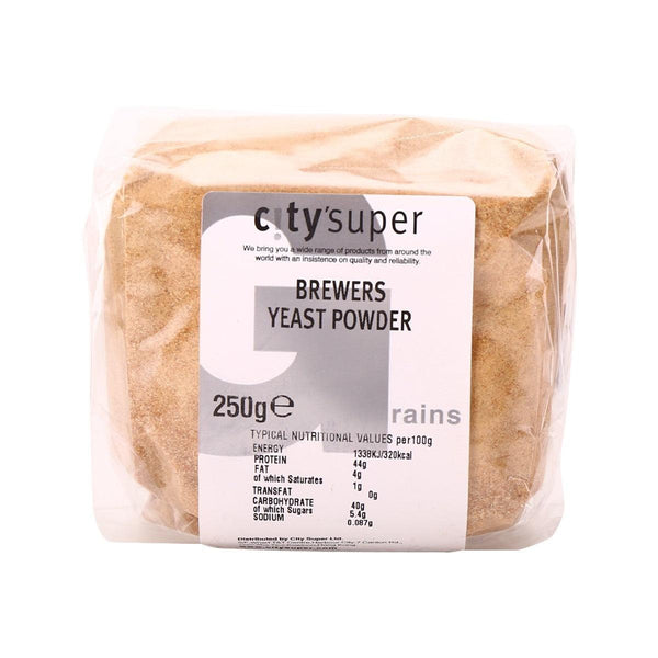 CITYSUPER Brewers Yeast Powder  (250g)