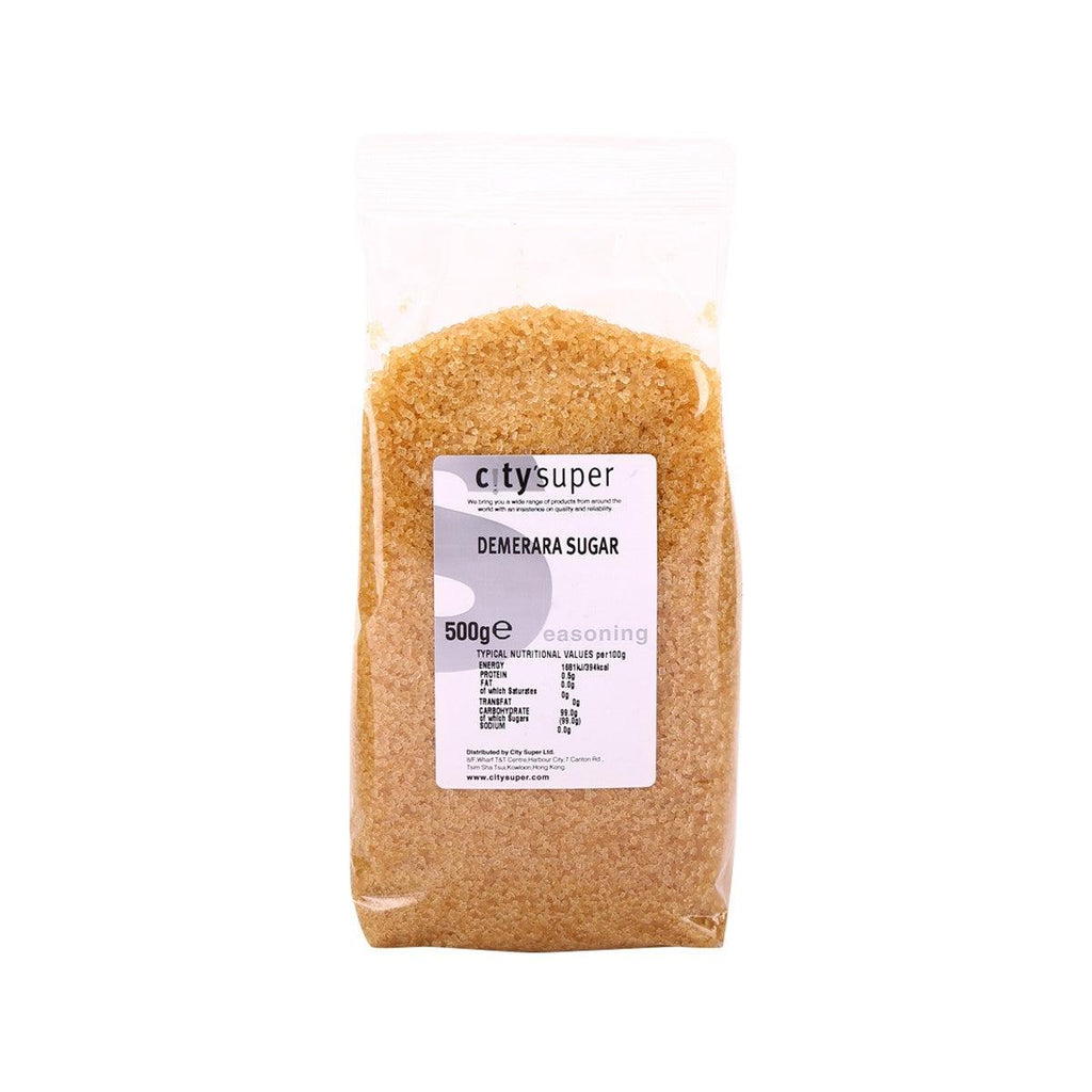 city'super Demerara Sugar(500g)
