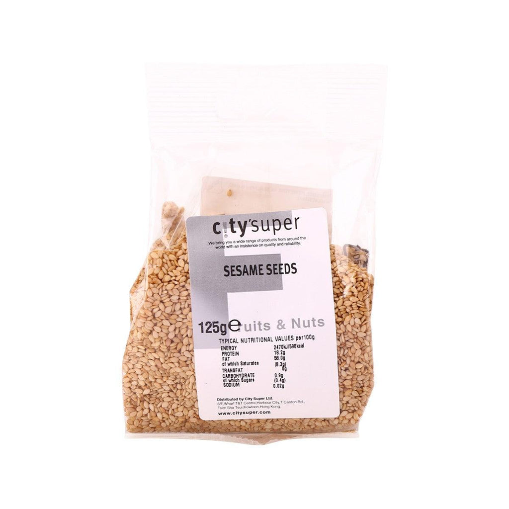 city'super Sesame Seeds(125g)