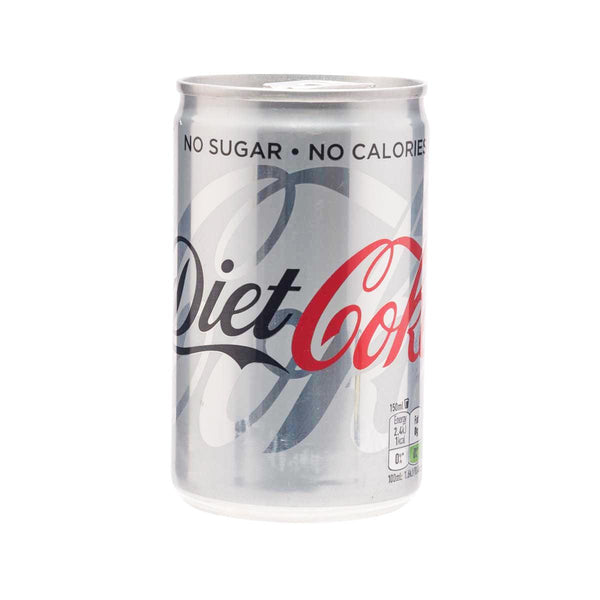 COCA COLA Diet Coke - UK  (150mL)