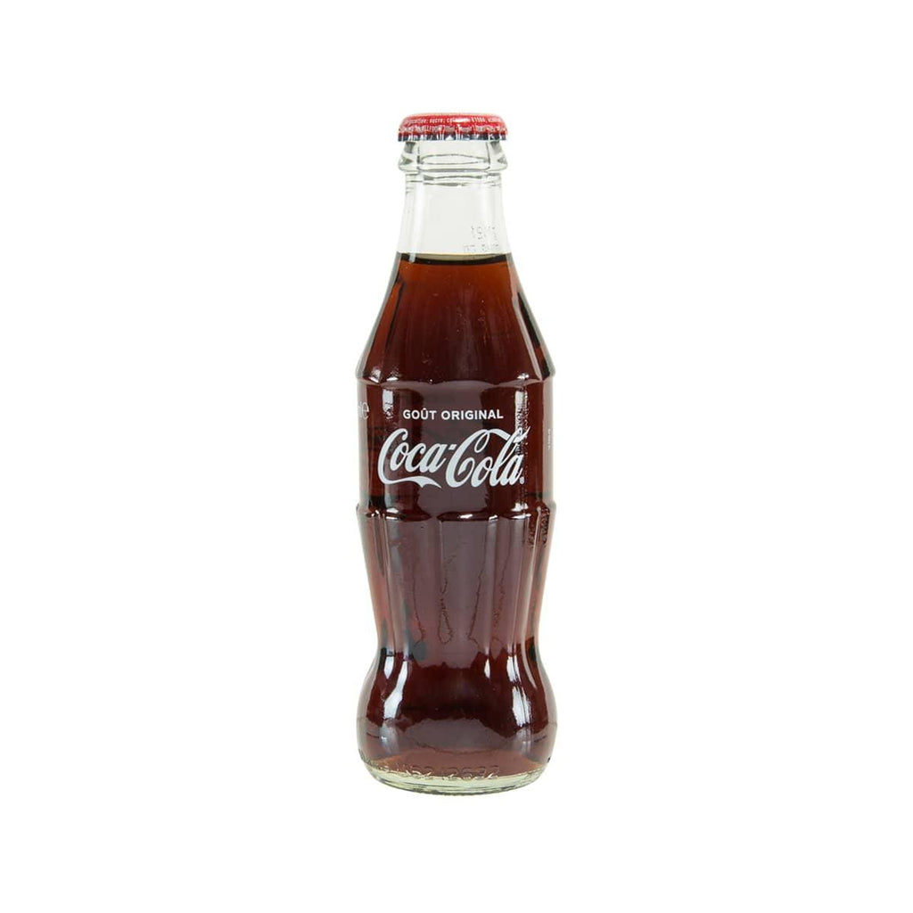COCA COLA Coke - France  (250mL)