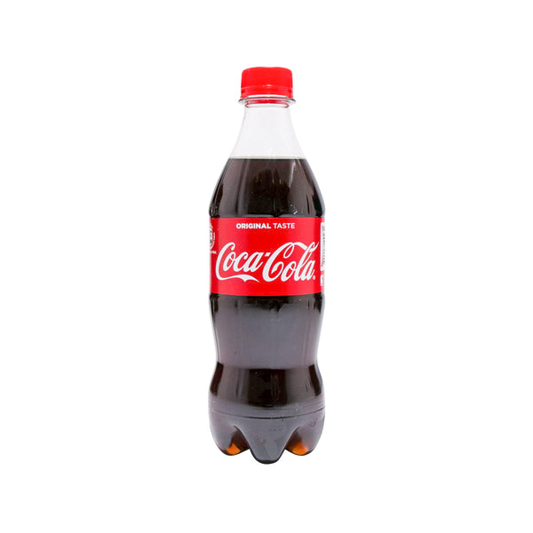 COCA COLA Coke - HK  (500mL)