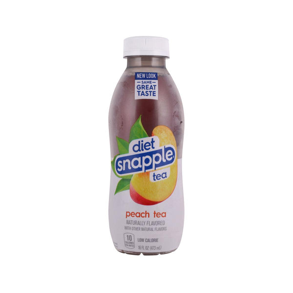 SNAPPLE Diet Peach Tea  (473mL)