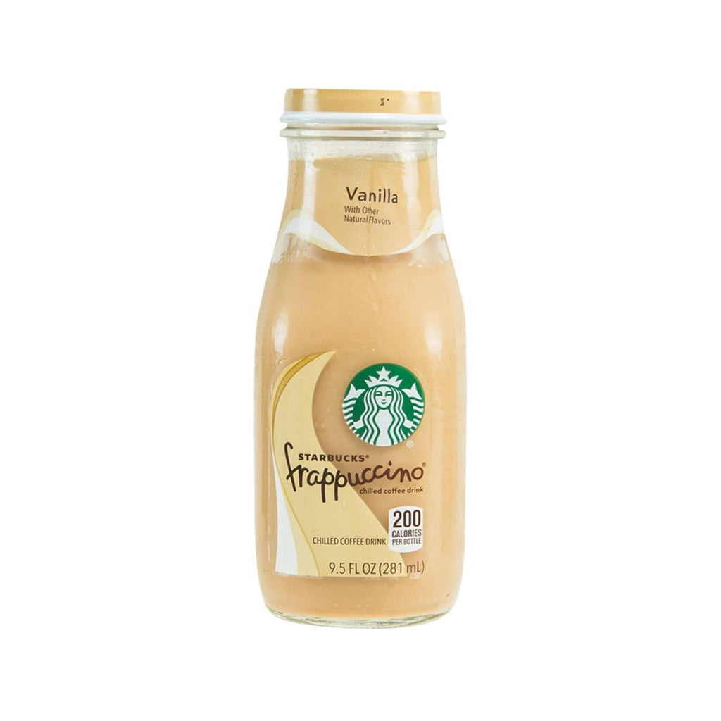 STARBUCKS Frappuccino Coffee Drink - Vanilla  (281mL)