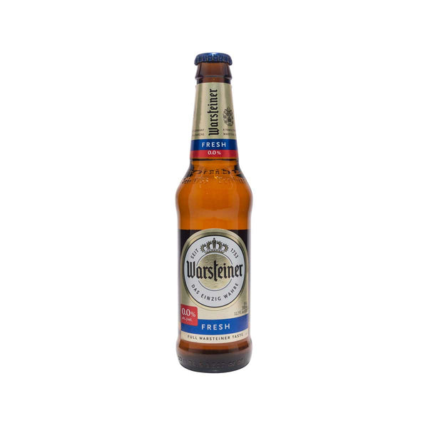WARSTEINER Non-Alcoholic Beer  (330mL)