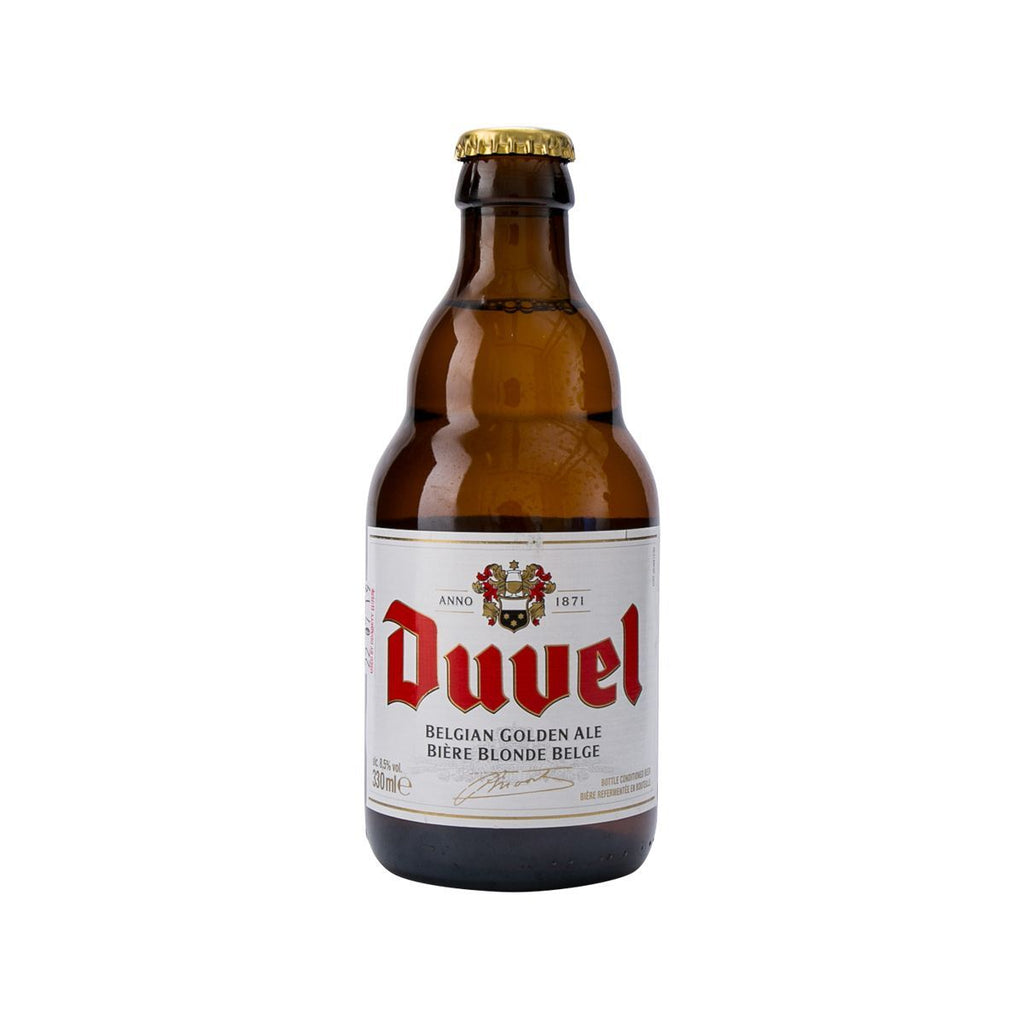 Duvel Belgian Golden Ale (Alc 8.5%)(330mL)