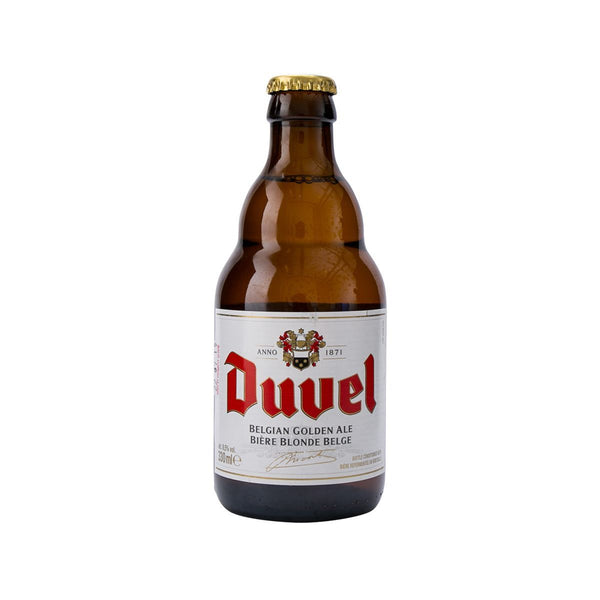 DUVEL Belgian Golden Ale (Alc 8.5%)  (330mL)