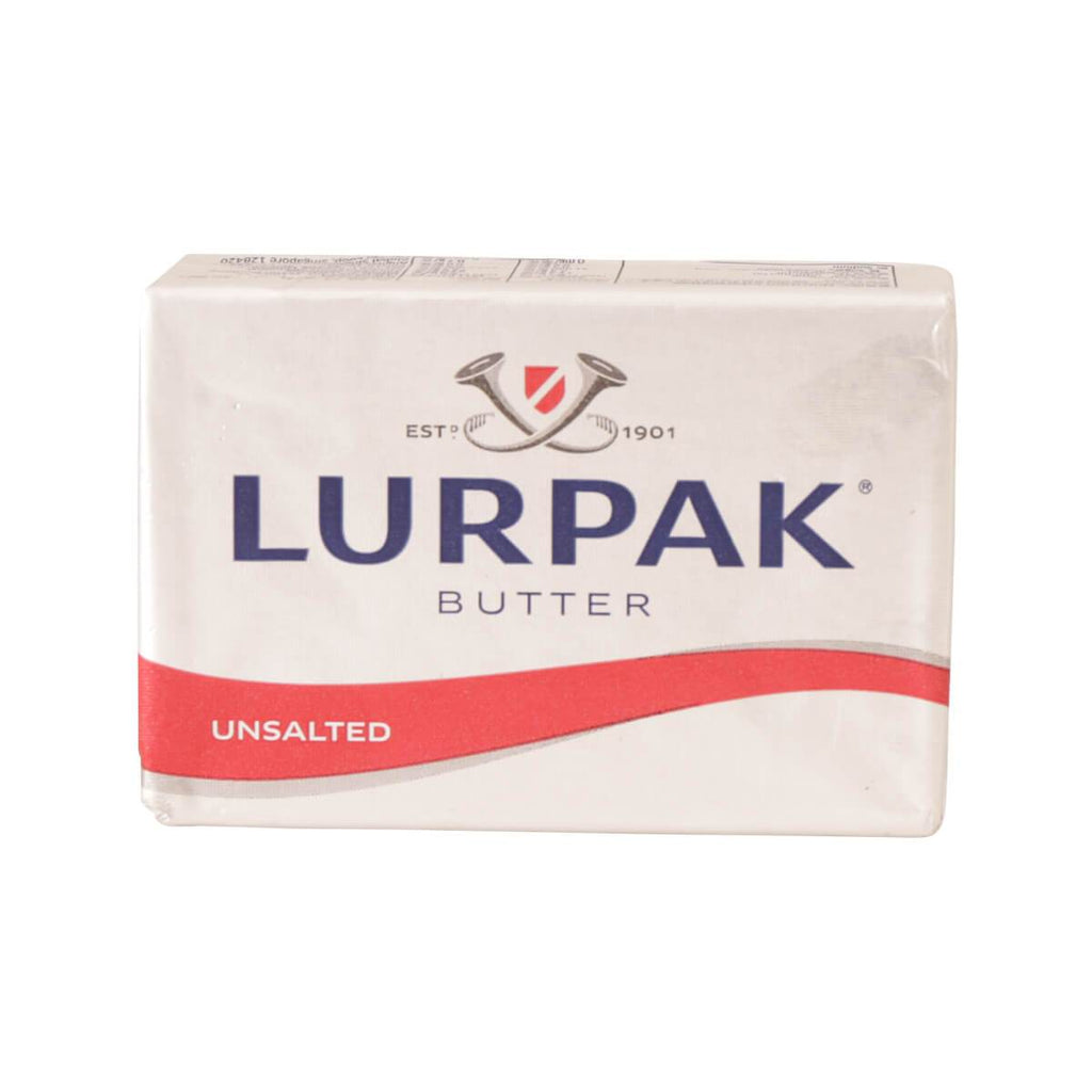 Lurpak Danish Butter - Unsalted (200g)