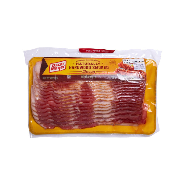 OSCAR MAYER Naturally Hardwood Smoked Bacon  (1lb)