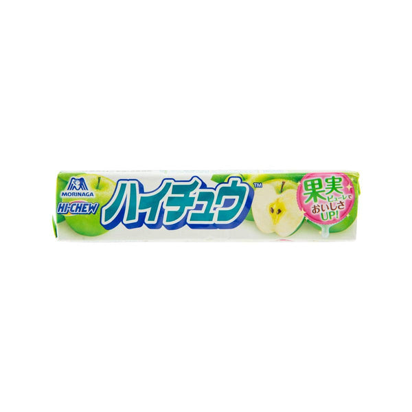 MORINAGA Hi-Chew Candy - Apple  (12pcs)