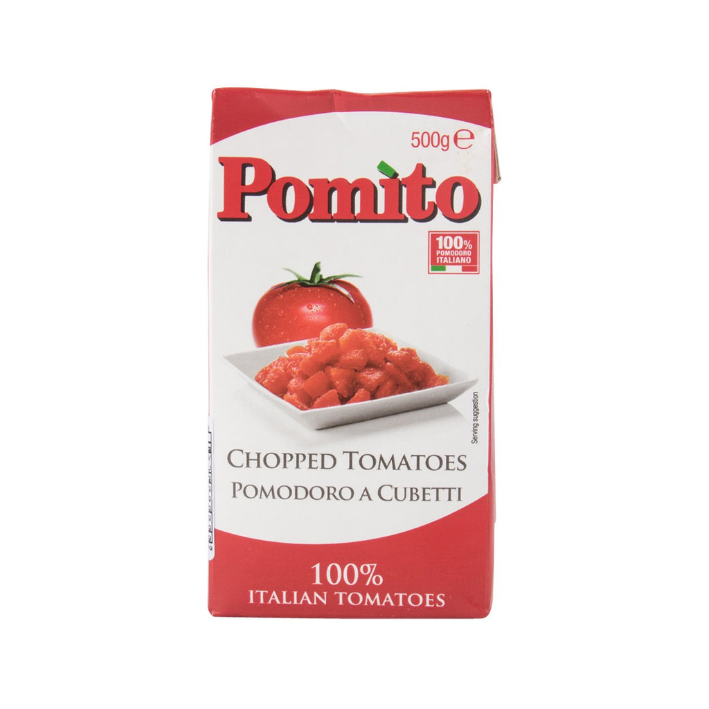 Parmalat Chopped Tomatoes(500g)