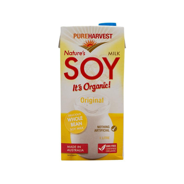Aussie Dream Organic Nature's Soy Milk - Original(1L)