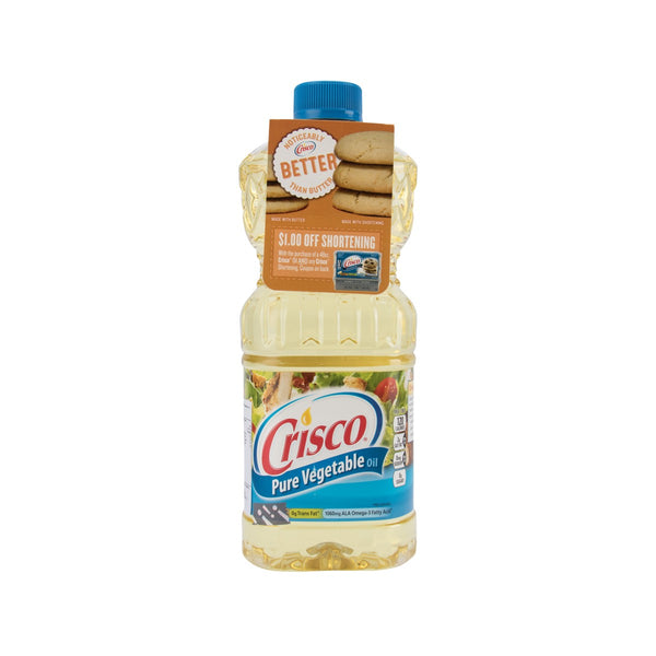 CRISCO Pure Vegetable Oil  (1.41L)