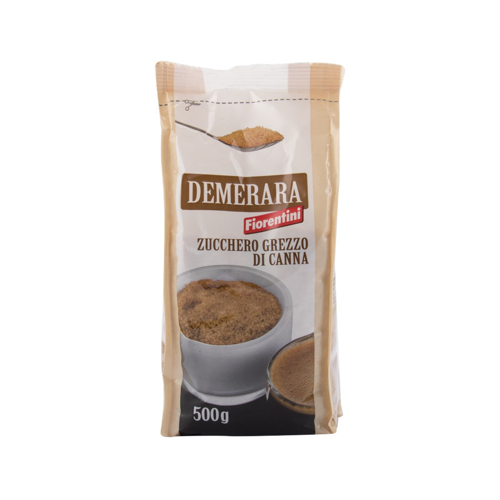 FIORENTINI Demerara Dark Brown Sugar  (500g)