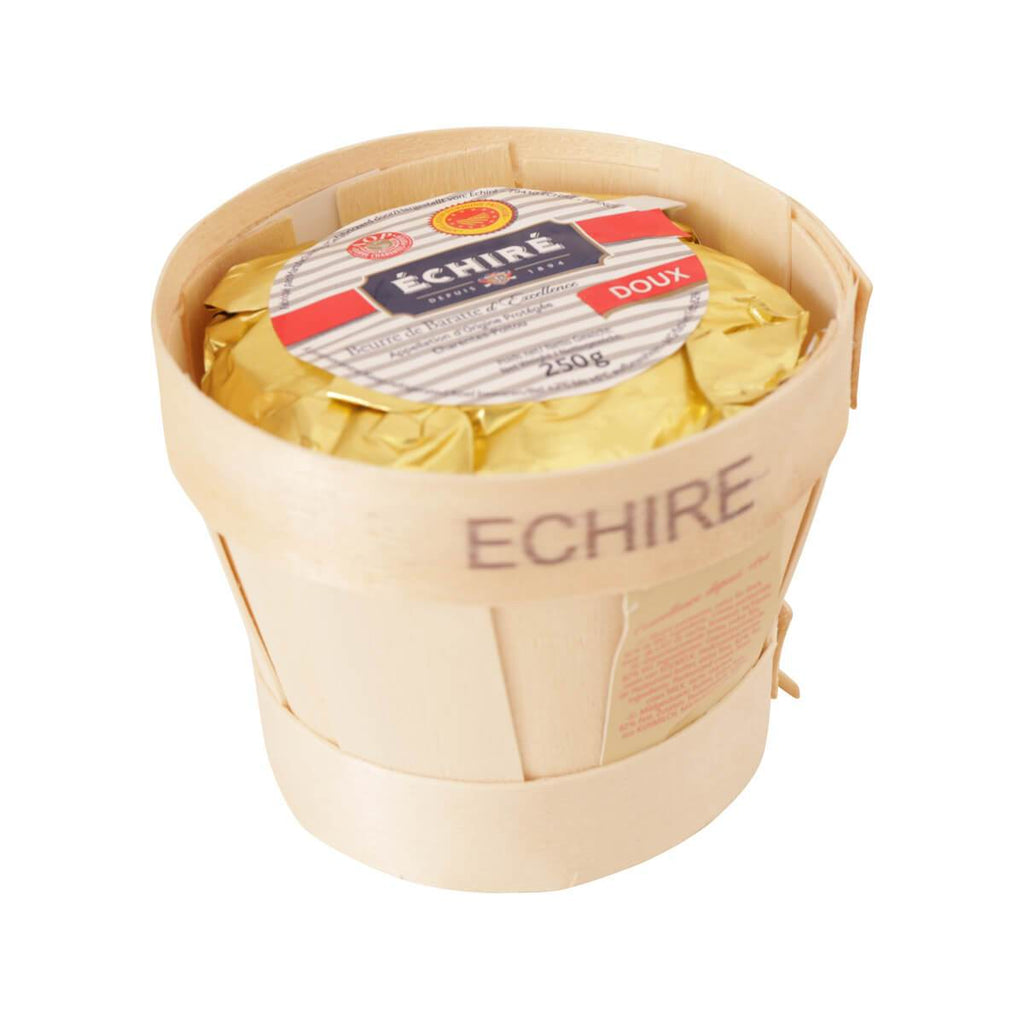 Echire Unsalted Churned Butter (250g)