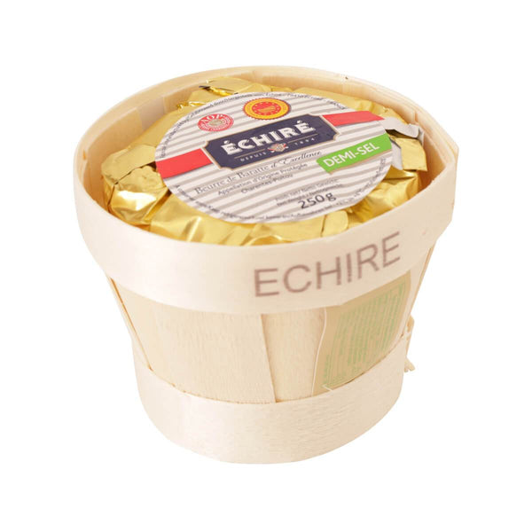 ECHIRE Salted Churned Butter  (250g)