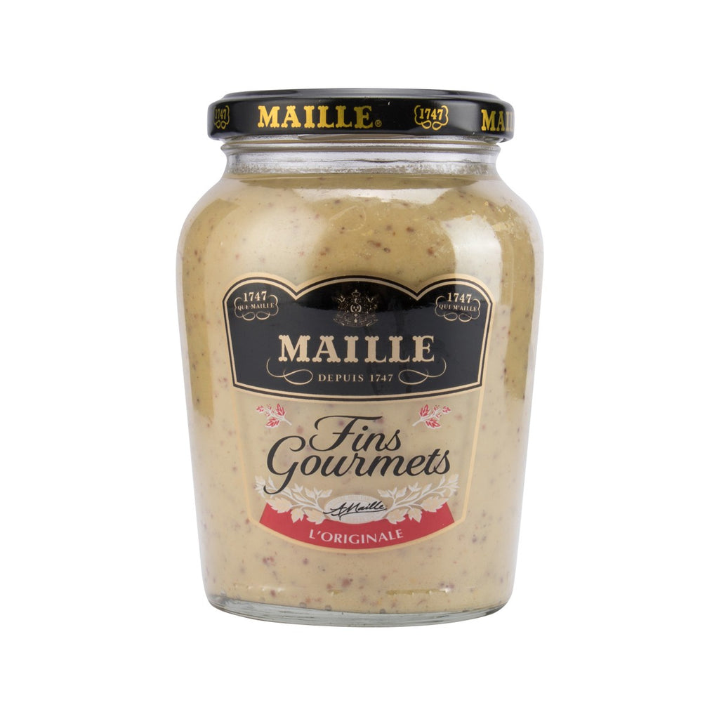MAILLE Mustard Fins Gourmets  (340g)