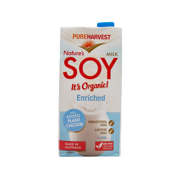 Organic Nature's Soy Milk - Calcium Enriched(1L)
