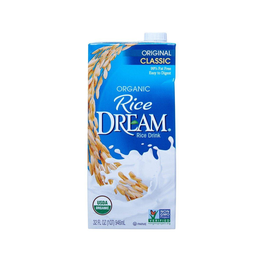 RICE DREAM Organic Rice Drink - Original  (946mL)