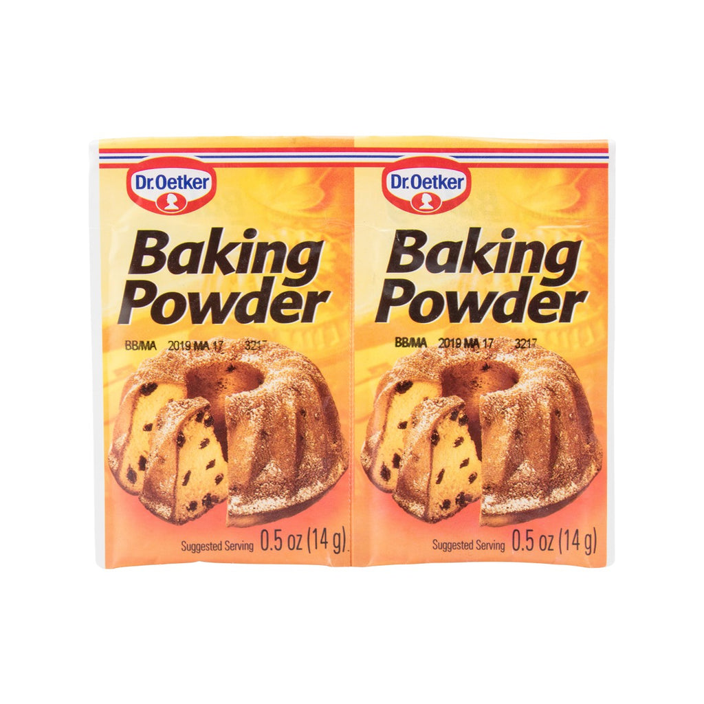 DR. OETKER Baking Powder  (2 x 14g)