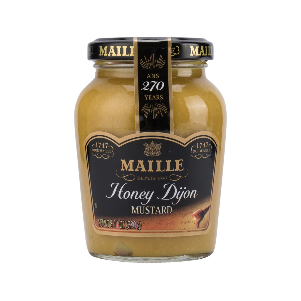 MAILLE Dijon Mustard with Honey  (230g)