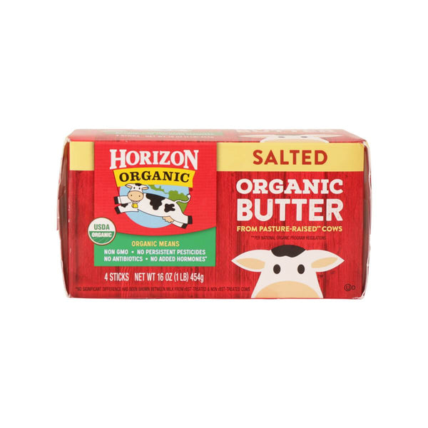 Horizon Organic Salted Butter (453g)