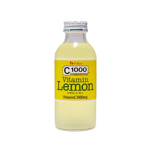 TAKEDA House C1000 Vitamin Lemon Drink  (140mL)
