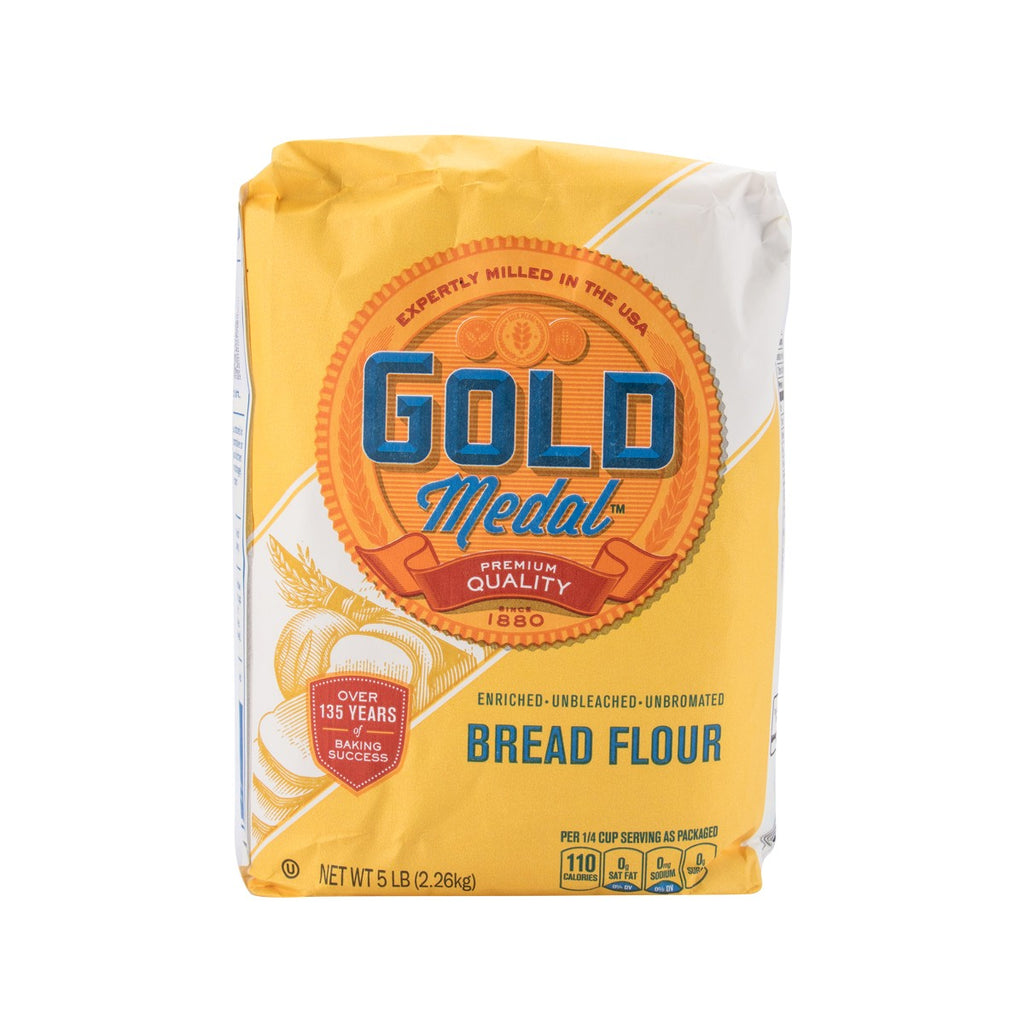 Gold Medal Better For Bread Flour(2.26kg)