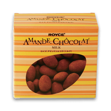 ROYCE' Almond Chocolate - Milk(190g)