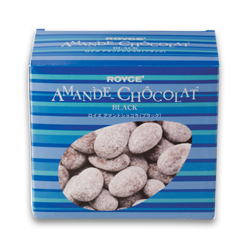 ROYCE' Almond Chocolate - Black(190g)
