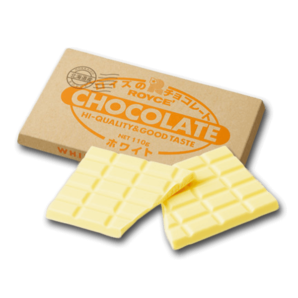 ROYCE' Chocolate Bar - White  (110g)