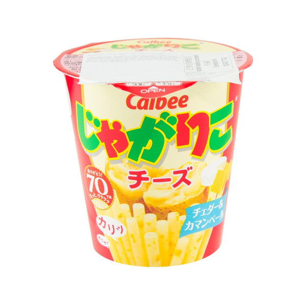 CALBEE Jagariko Potato Stick - Cheese  (58g)