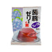 OHSHIMA Konjac Jelly Powder - Grape Flavor  (75g)