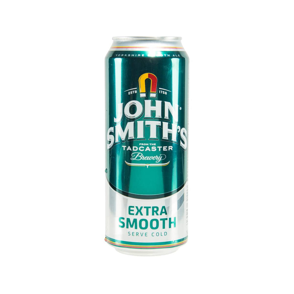 JOHN SMITH'S Extra Smooth Draught Beer (Alc 3.6%)  (500mL)