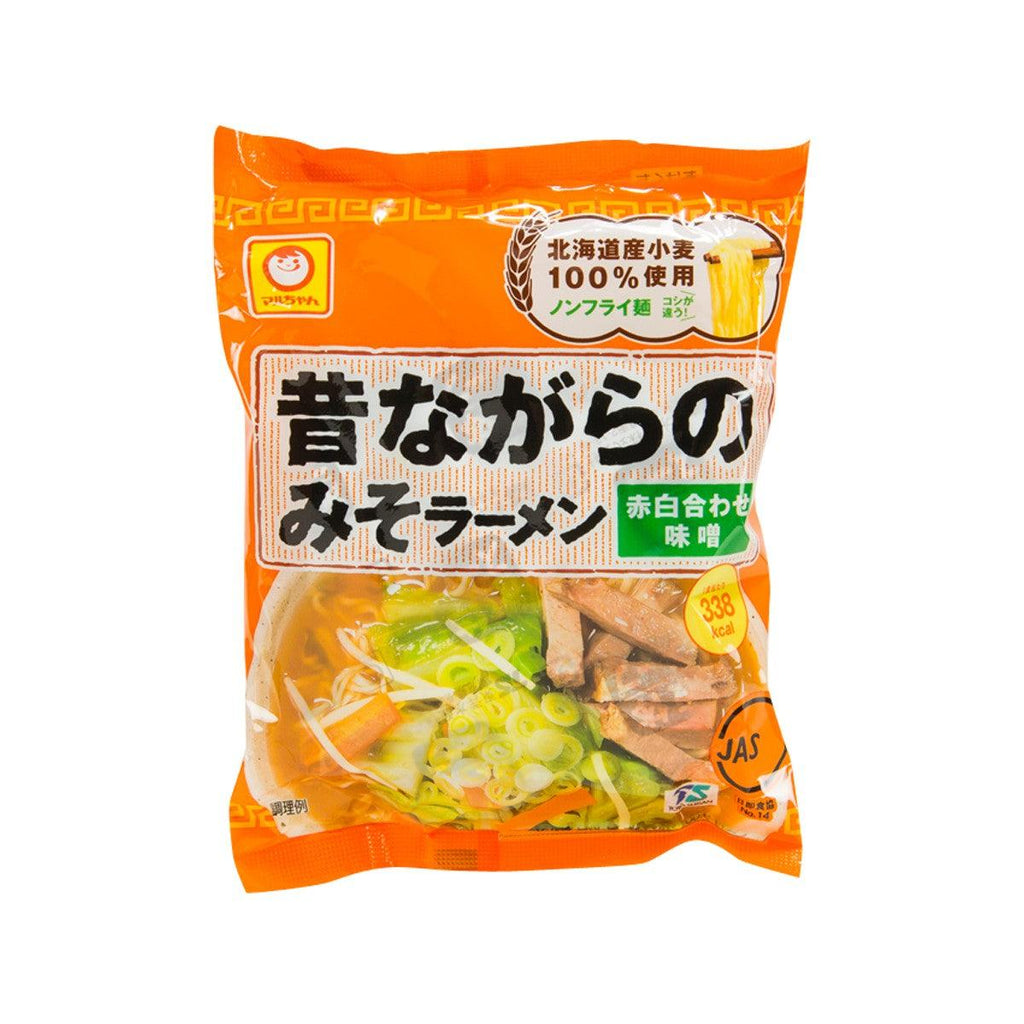 TOYO SUISAN Maruchan Old Style Noodle - Miso Soup  (106g)