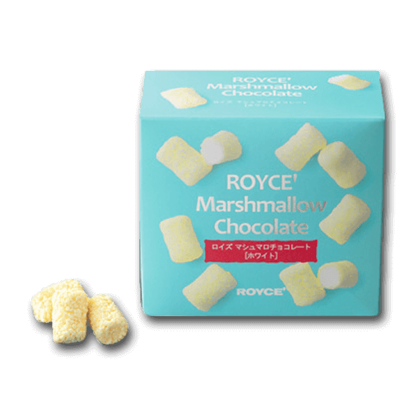 ROYCE' Marshmallow Chocolate - White  (85g)