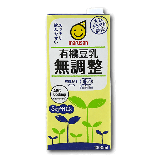 Marusan Organic Soybean Drink(1000mL)