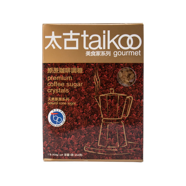 TAIKOO Premium Coffee Sugar Crystals  (454g)
