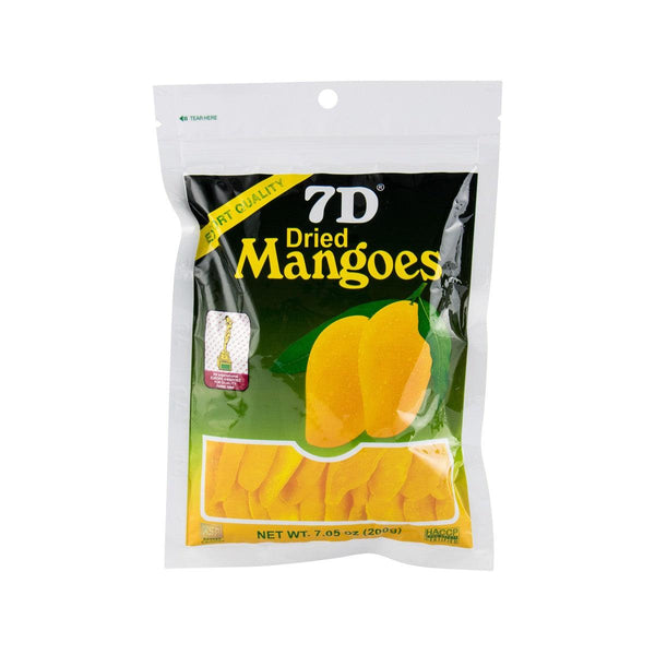 7D Dried Mangoes  (200g)